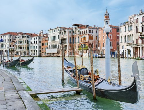 Venice between Myth and Reality
