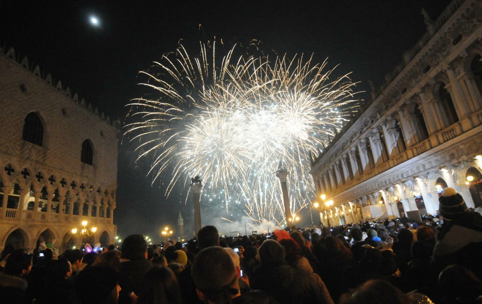 Venice New Year's Eve
