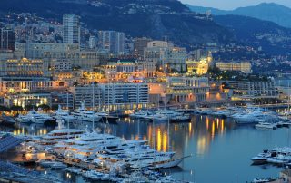 Few sights can be as astonishing as the Riviera of Monte Carlo, where anticipation is buzzing for the 2017 F1 Monaco Grand Prix.