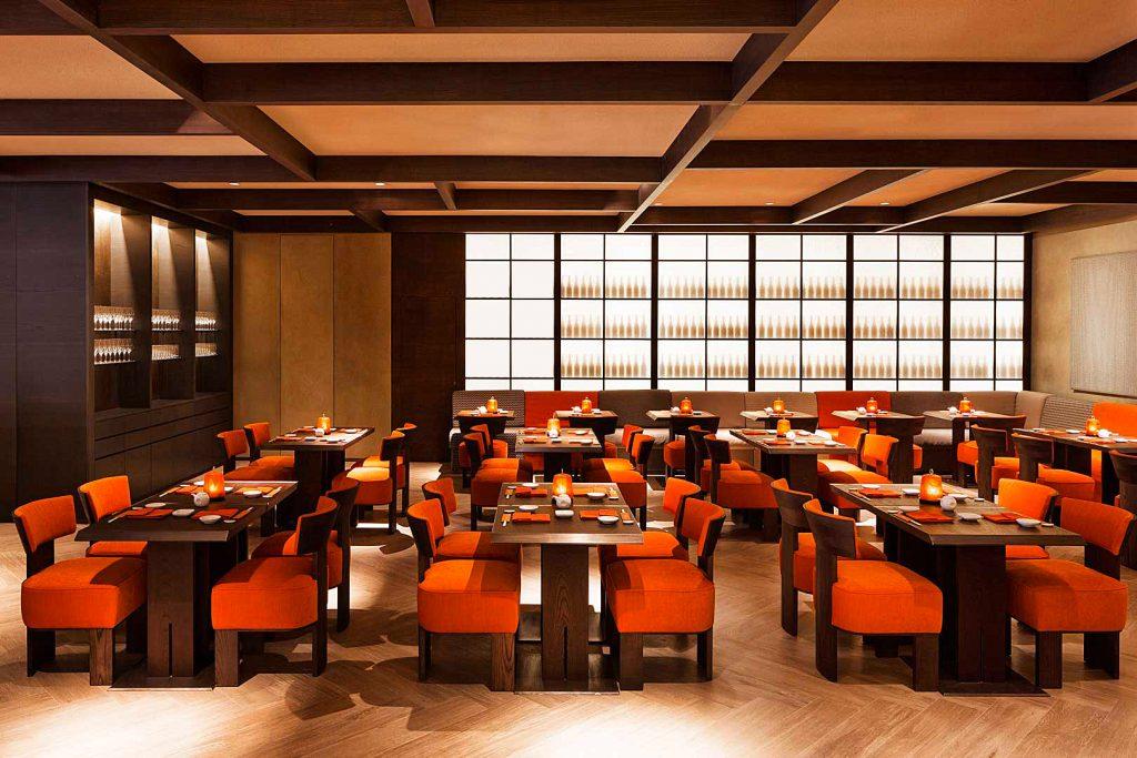 Armani Nobu Restaurant