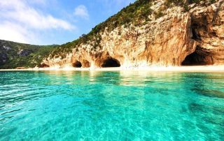 Yacht charter destinations in Sardinia