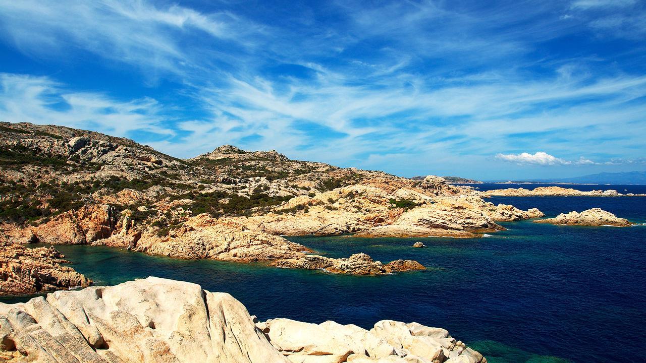 Sardinia Maddalena