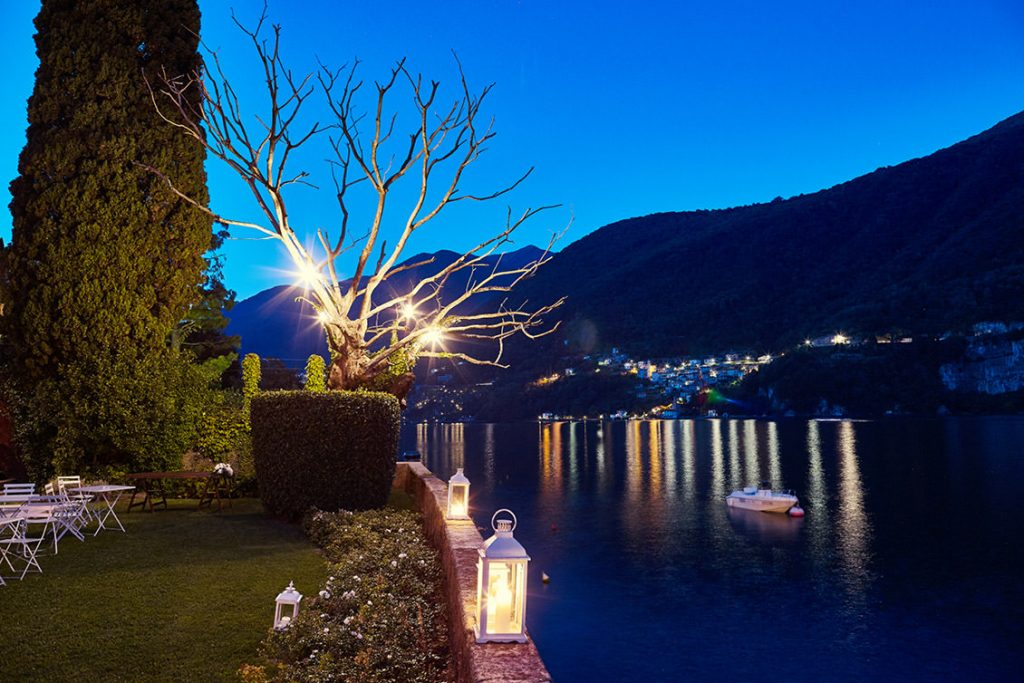 Villa Regina Teodolinda wedding lake Como