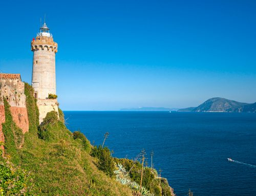 Elba Island : a corner of Chiantishire sequestered by the Tyrrhenian Sea