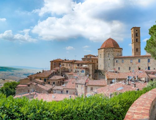 Volterra, Tuscany: a trip in the city of alabaster