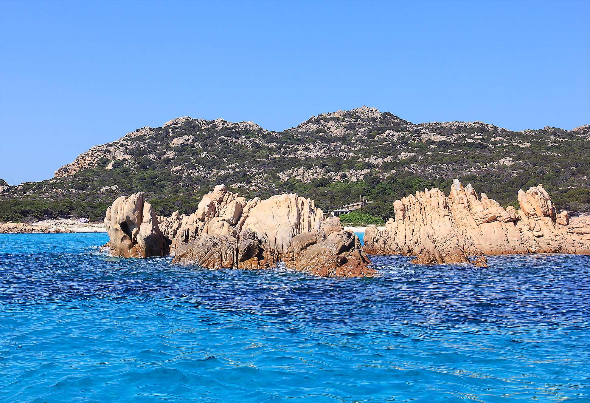 Maddalena Archipelago beaches