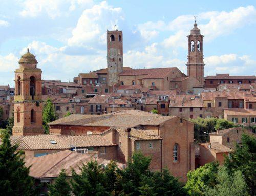 Città della Pieve : discovering the town