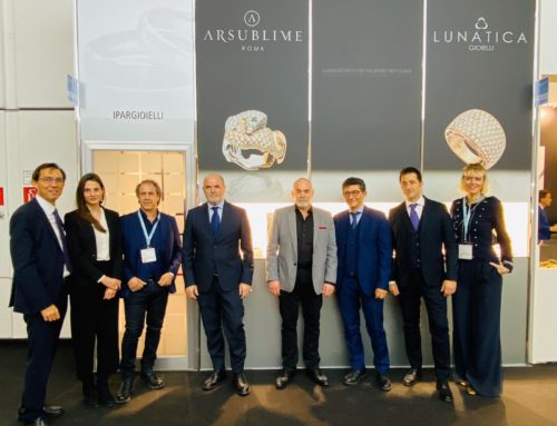 INHORGENTA 2020 : ILC accompanies Ipargioielli to the Fine Jewellery show