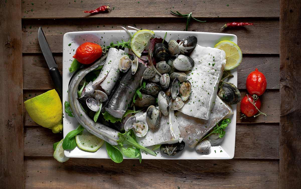 Comacchio local cuisine