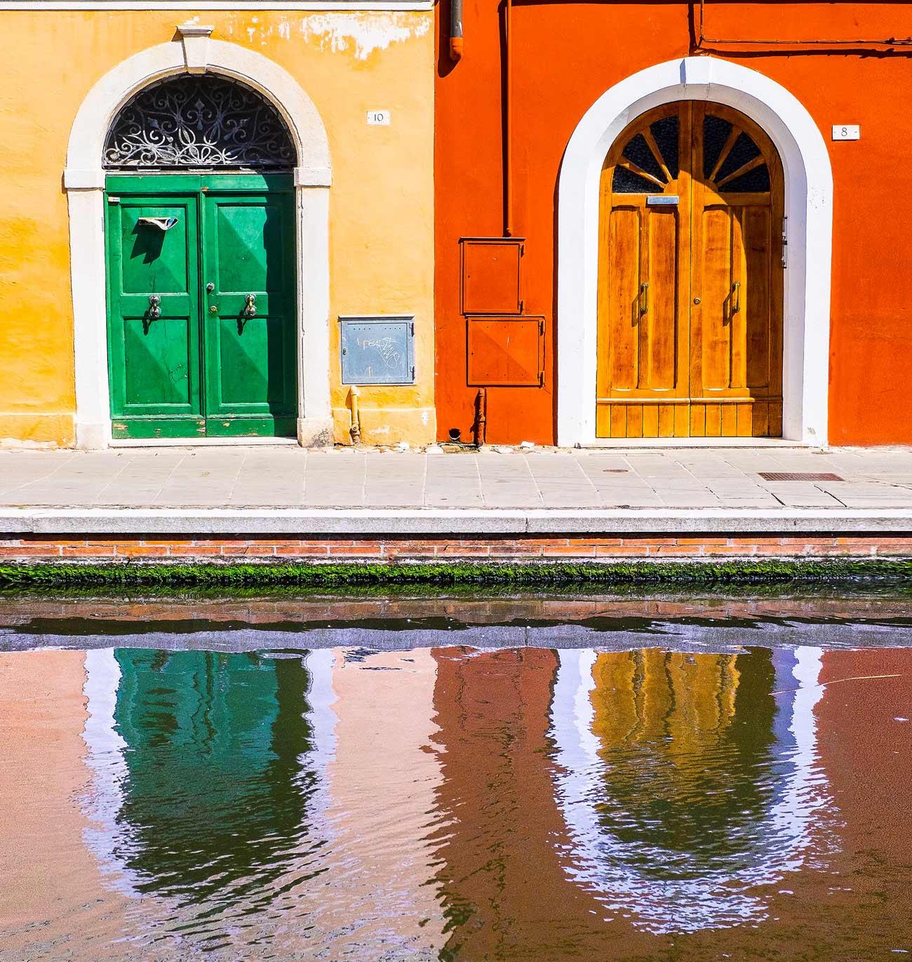 Comacchio Tourist guide