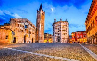 Parma tourist guide