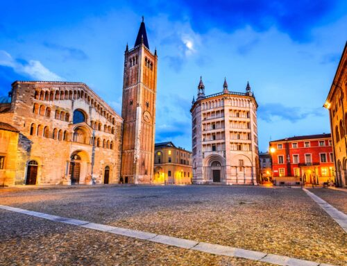 Parma Tourist guide : an attractive city in the Emilia-Romagna region