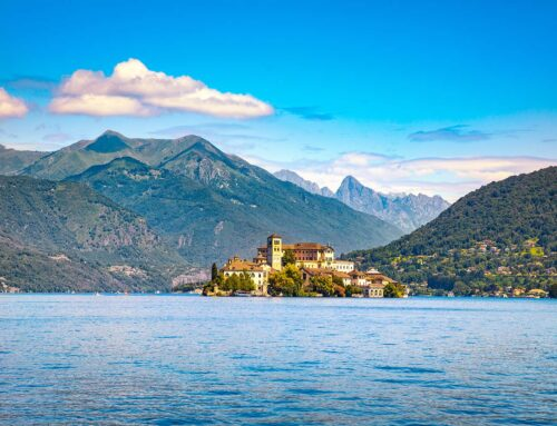 Best places to visit in Orta San Giulio, Piedmont