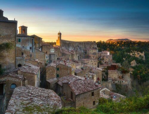Best Places to visit in Sorano, Tuscany